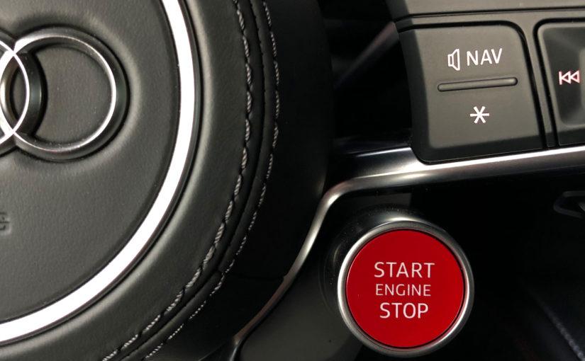Reifendruck 20 Zoll (255/30 R20)  Audi TT RS (8S)